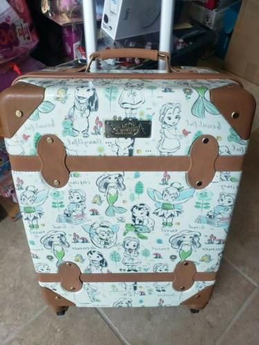 NWT Princess Collection Suitcase Luggage