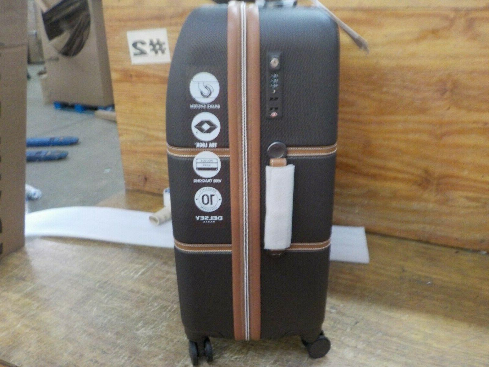DELSEY Hardside Medium Suitcase,