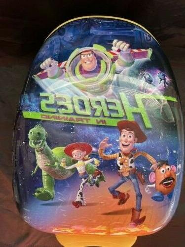 Disney Toy Story Heroes Training Shell Suitcase