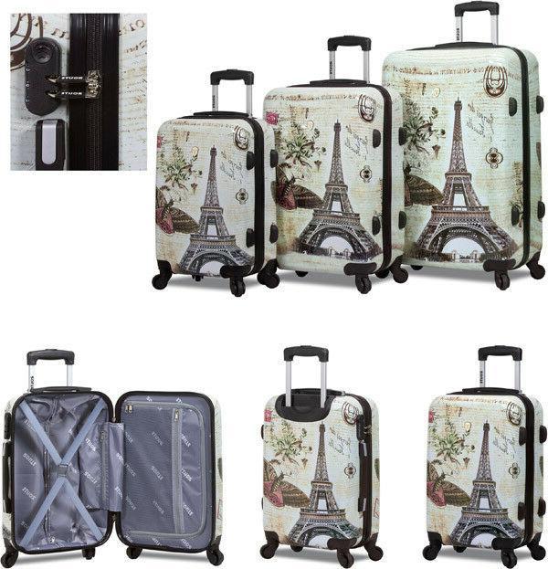 polycarbnate hard shell suitcase luggage