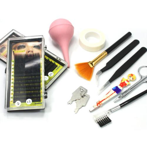 Pro Extension Glue Tools Kit Hard