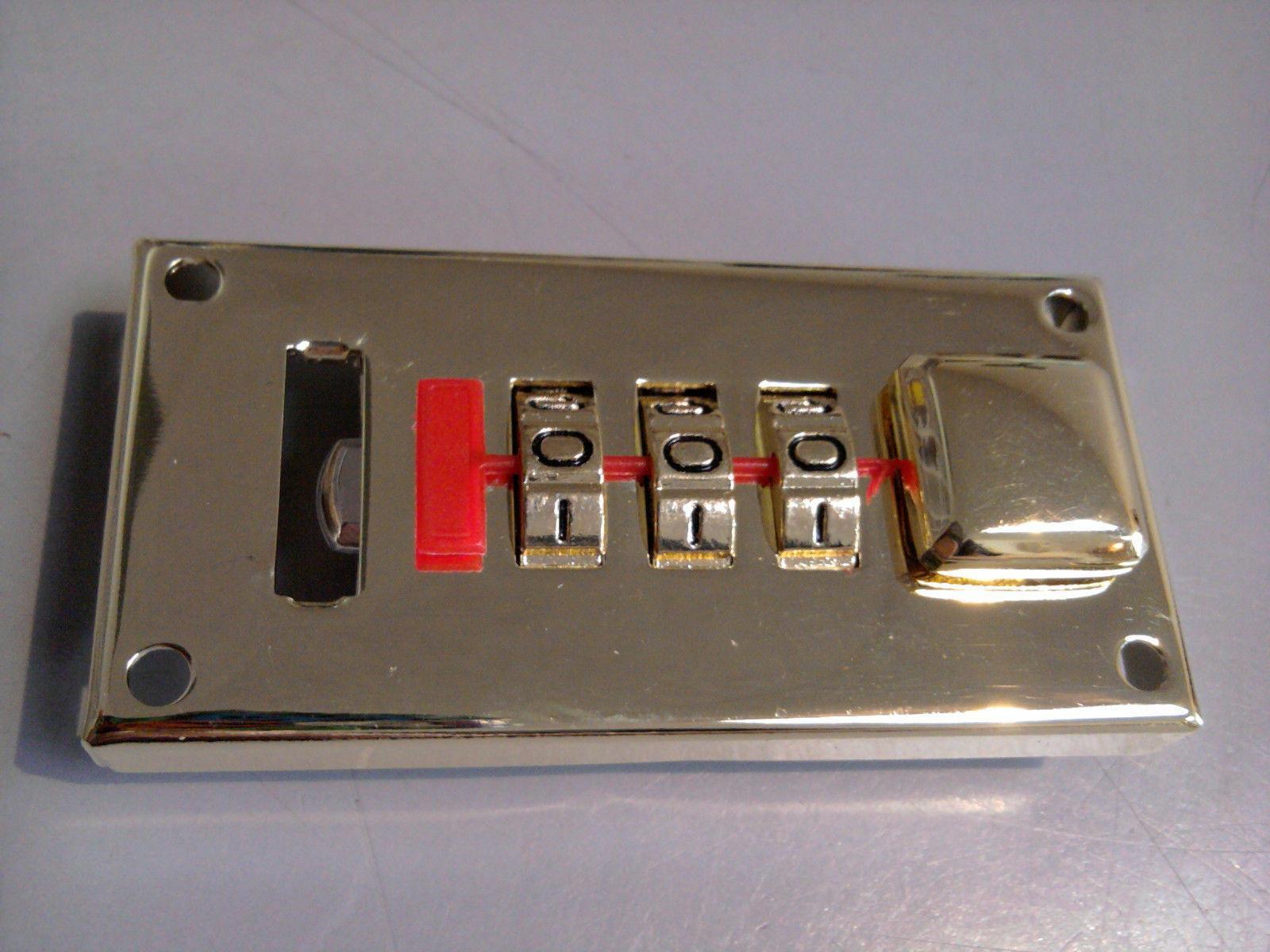 Dial Combination Offset Locks