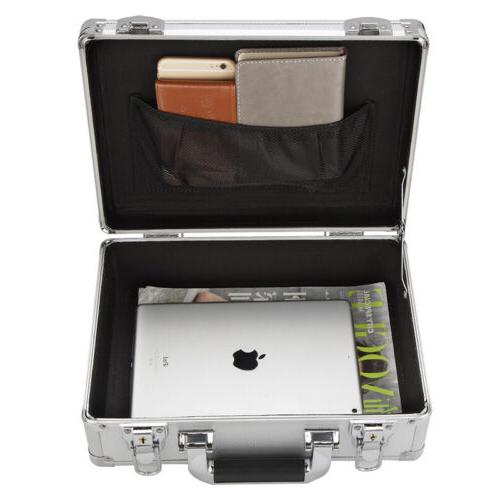Silver Hard Home Storage Business Office Tablet