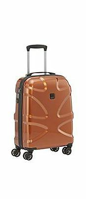 "Titan X2 Hard Luggage International 21"" Stylish CarryOn Spin"
