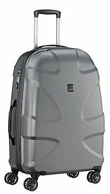 """Titan X2 Hard Luggage Large 28"""" Stylish Spinner"""