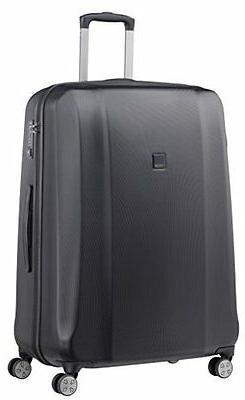 Titan Xenon 100% Polycarbonate Hard Spinner Luggage - German