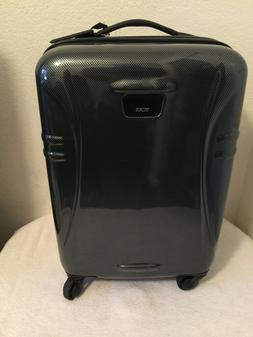 Tumi Luggage International Hard Side  Carry On Hunter Green