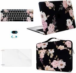 Mosis Plastic Hard Shell Case Pattern Sleeve Bag for Macbook