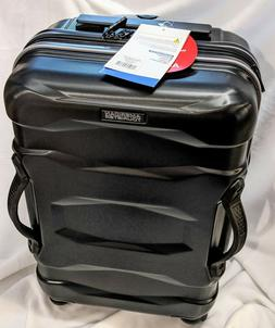 """NEW American Tourister 22"""" Spinner Suitcase - Black - 22 x"""