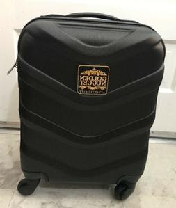 """New GOLDEN NUGGET AC 16"""" Trolly Hard She'll Suitcase W/T"""