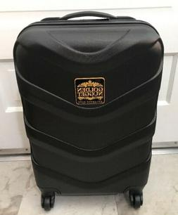 """New GOLDEN NUGGET AC 20"""" Trolly Hard She'll Suitcase W/T"""