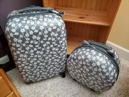 Pottery Barn Teen PBT Hard-Sided Carry-on Spinner Suitcase 2