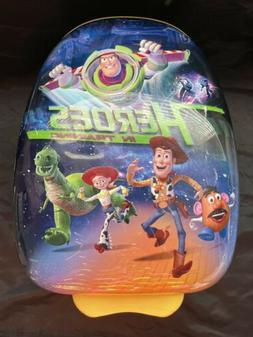 "Disney Pixar Toy Story Heroes Training 18"" Hard Shell Rollin"