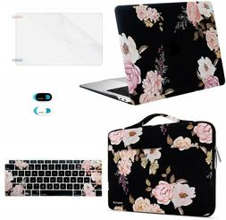 Plastic Hard Shell Case Pattern Sleeve Bag for Macbook Air 1