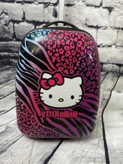 HELLO KITTY Signature Colorful Hard  Shell Trolley Wheeled L
