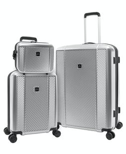 Tag Spectrum 3 Piece Luggage Set Hard sided Spinner Suitcase