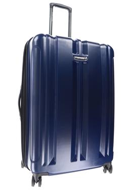 Traveler's Choice 159729 Navy Blue Hard-shell Expendable Sui